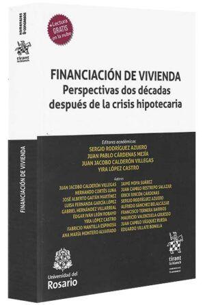 financiación-de-vivienda-perspectivas-dos-décadas-después-de-la-crisis-libros-jurídicos-lijursanchez-juridica-sanchez
