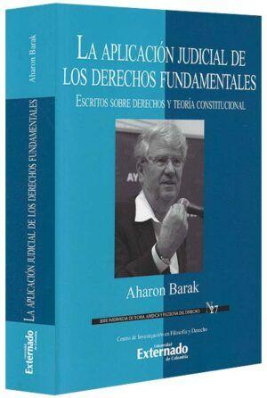la-aplicación-judicial-de-los derechos-fundamentales-libros-jurídicos-lijursanchez-juridica-sanchez