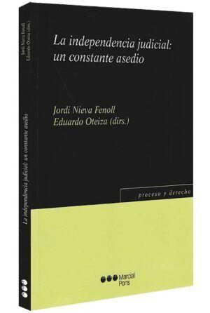 la-independencia-judicial-un-constante-asedio-libros-jurídicos-lijursanchez-juridica-sanchez