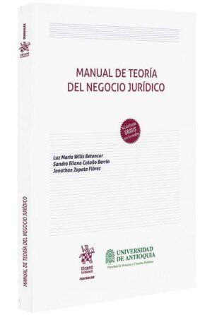 manual-de-teoría-del-negocio-jurídico-libros-jurídicos-lijursanchez-juridica-sanchez