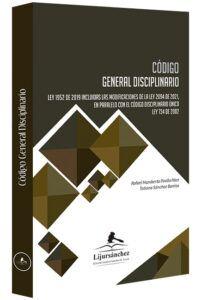 codigo-general-disciplinario--libros-jurídicos-lijursanchez-juridica-sanchez