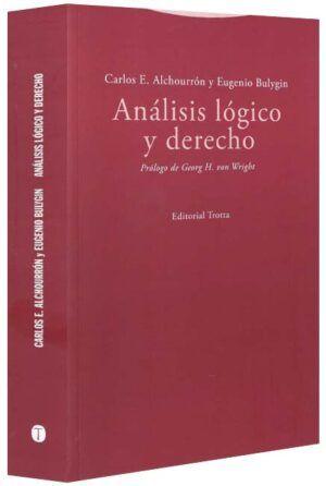 Análisis lógico y derecho-libros-jurídicos-lijursanchez-juridica-sanchez