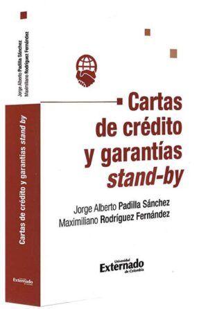Cartas de crédito y garantías stand by-libros-jurídicos-lijursanchez-juridica-sanchez