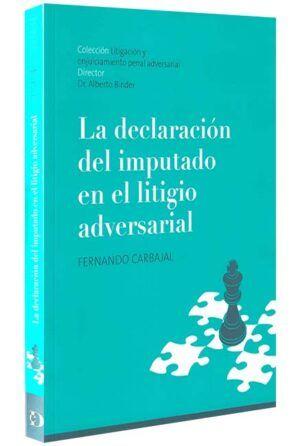 La-declaracion-del-imputado-en-el-litigio-adversarial--libros-jurídicos-lijursanchez-juridica-sanchez