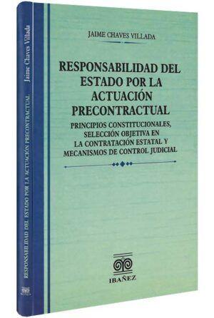 Responsabilidad del Estado por la actuación precontractual-libros-jurídicos-lijursanchez-juridica-sanchez
