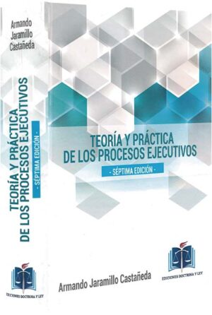 Teoría y práctica de los procesos ejecutivos-libros-jurídicos-lijursanchez-juridica-sanchez