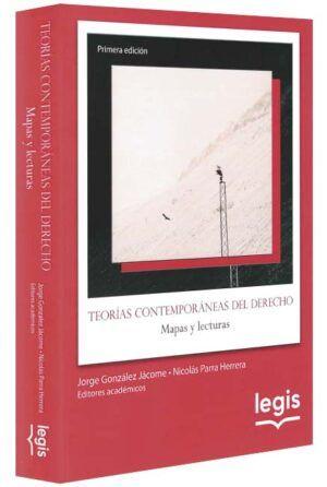 Teorías contemporáneas del derecho. Mapas y lecturas-libros-jurídicos-lijursanchez-juridica-sanchez