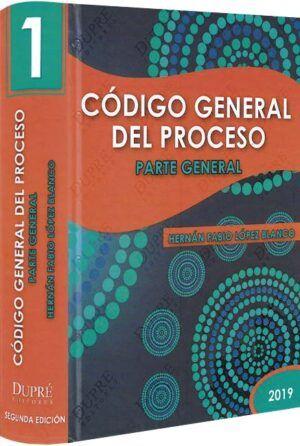 codigo-general-del-proceso-parte-general-libros-jurídicos-lijursanchez-juridica-sanchez