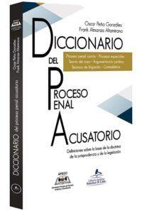 diccionario-del-proceso-penal-acusatorio-libros-jurídicos-lijursanchez-juridica-sanchez