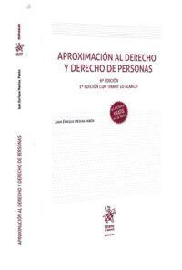 Aproximación al derecho y derecho de personas-libros-jurídicos-lijursanchez-juridica-sanchez