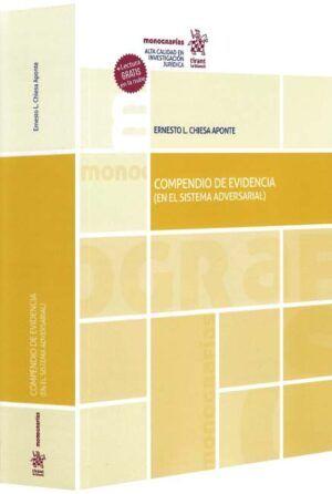 Compendio de evidencia (en el sistema adversarial)-libros-jurídicos-lijursanchez-juridica-sanchez