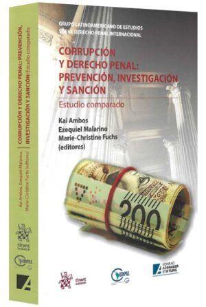 Corrupción y derecho penal- prevención, investigación y sanción-libros-jurídicos-lijursanchez-juridica-sanchez
