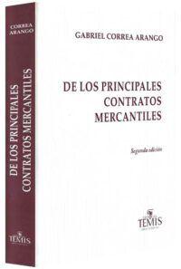 De los principales contratos mercantiles-libros-jurídicos-lijursanchez-juridica-sanchez