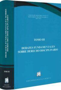 Debates fundamentales sobre derecho disciplinario-libros-jurídicos-lijursanchez-juridica-sanchez