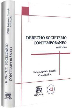 Derecho societario contemporáneo-libros-jurídicos-lijursanchez-juridica-sanchez