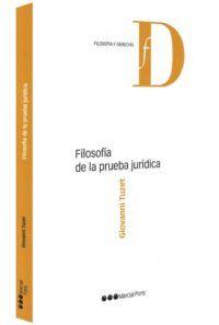 Filosofía de la prueba jurídica-libros-jurídicos-lijursanchez-juridica-sanchez