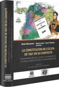 La constitución de Cúcuta de 1821 en su contexto-libros-jurídicos-lijursanchez-juridica-sanchez