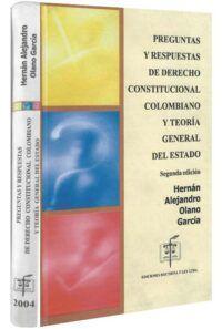 Preguntas y respuestas de derecho constitucional colombiano y teoría general del estado-libros-jurídicos-lijursanchez-juridica-sanchez